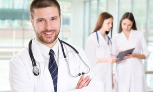 UK Health Screening: Health MOT Plus GP Service at Choice of Location for £89 with UK Health Screening (74% Off)