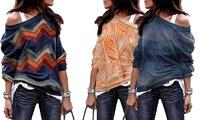 Opinioni  Coupon Abbigliamento alla Moda Groupon.it 1 o 2 maglie a manica lunga da donna, disponibili in 3 colori e taglie