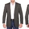 Verno Men's Classic-Fit Fashion Blazer (Size 44R)