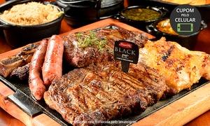 Baby Beef - Américas Shopping: Baby Beef - Américas Shopping: parrillada para 2 ou 4 pessoas
