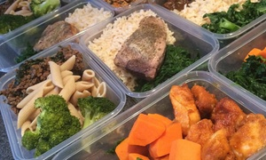 Professional Gains: £32.99 for £64.99 Towards Nutritious Meal Delivery at Professional Gains (49% Off)