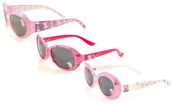 Peppa Pig Pink and Blue Sunglasses