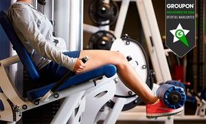 Academia Wall Street Fitness: Academia Wall Street Fitness: 1, 3, 6 ou 12 meses de academia com ginástica, spinning e musculação