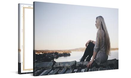 Fotolienzo personalizable de 30 x 20 cm por 1 € con Photo Gift