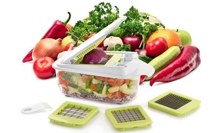 Picador de frutas y verduras Silvano