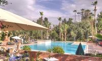 Marrakech: 1 a 9 o 14 noches en media pensión en el hotel Golden Tulip Farah 4* con descuento en spa para 2 o 3 personas