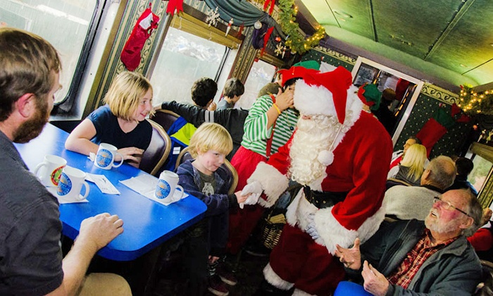 The Train to Christmas Town in Gastonia, NC | Groupon