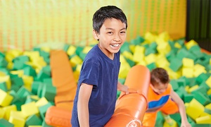 Up to 42% Off Jump Passes at Jump!Zone at Jump!Zone, plus 6.0% Cash Back from Ebates.