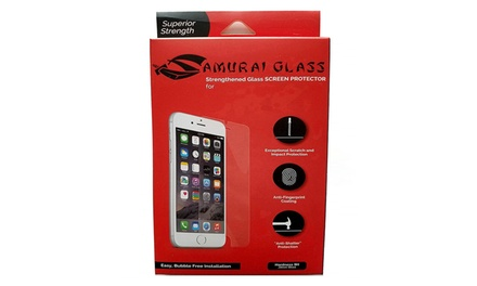 Tempered-Glass Screen Protector for iPhone 8/7/6/6S and Plus (1-, 2-, 3-, 4-, or 5-Pack)