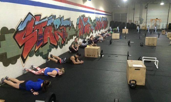 SYR CrossFit - Upper Macungie: Five CrossFit Classes at SYR CrossFit (65% Off)