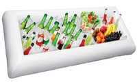 Inflatable Tube Serving Bar (1 or 2 pack)