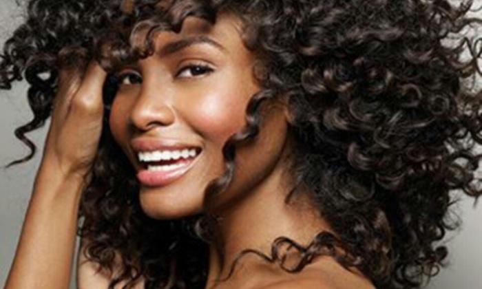 Y'Nobe Hair Studio - Phenix City: $31 for $80 Groupon — Y'Nobe Hair Studio