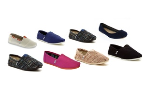 Shoes of Soul Women's Flats Mystery Deal (2-Pack) at Shoes of Soul Women's Flats Mystery Deal (2-Pack), plus 9.0% Cash Back from Ebates.
