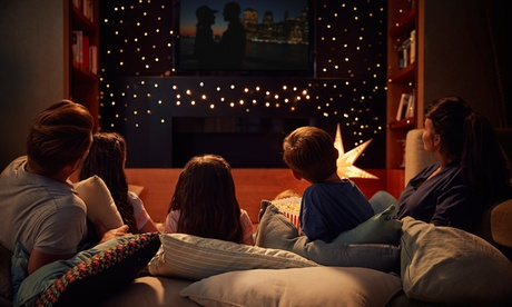 Big Screen Movie Night or Giant Games Rental for Up to Six days with Bevy (Up to 37% Off) ea51a7a8-3adb-41c3-93c9-70f6a68e6fe4