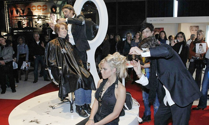 The Arkansas Hair Convention - Statehouse Convention Center: Admission to The Arkansas Hair Convention for One or Two on Sunday, May 3 (50% Off)