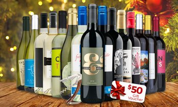 Up to 75% Off 15 Premium Winter Wines + Gift from Wine Insider