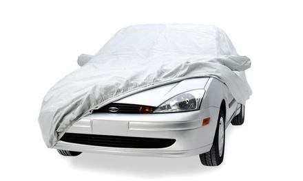 Funda impermeable para coche