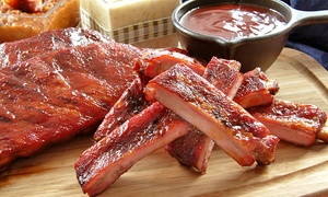 Sweet Baby Ray's Barbecue: Regional Barbecue for Dinner for Two or Four at Sweet Baby Ray's Barbecue (Up to 43% Off)