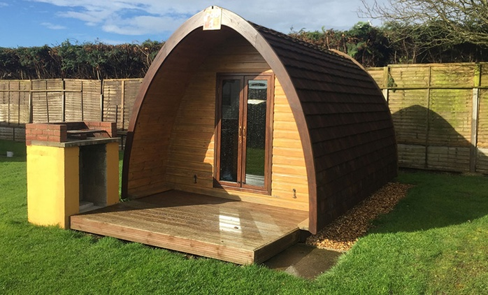 Lincolnshire: 2- or 3-Night Camping Pod Stay for Up to Five People at North Shore Holiday Centre