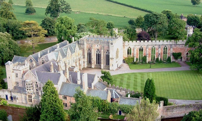 The Bishop's Palace - Wells: Entry Ticket to The Bishop's Palace for One or Two Adults, One Adult with One Child or Family (Up to 54% Off)