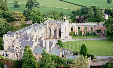 Entry Ticket to The Bishop's Palace for One or Two Adults, One Adult with One Child or Family (Up to 54% Off)