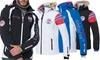 Groupon Goods Global GmbH: Nebulus Softshell-Skijacke Schweden oder Alpin in der Farbe nach Wahl (bis zu 78% sparen*)