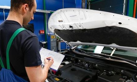 Przegląd klimatyzacji, ozonowanie, czyszczenie i więcej od 19,99 zł w Euromaster Starościk