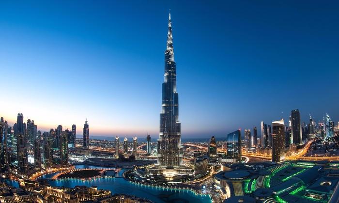 1. At The Top, Burj Khalifa