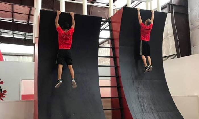 The Ninja Warrior Gym Obstacles And Locations That Will