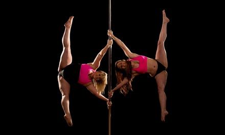 Emma's Pole Dancing
