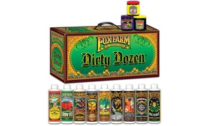Fox Farm Dirty Dozen Starter Kit