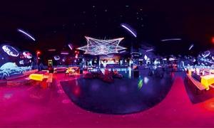 FEB  Schwarzlicht Insel: Schwarzlicht-Minigolf mit anschließender Dance Party für 2 bis 6 Personen in der Schwarzlicht Insel (bis zu 55% sparen*)