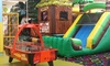 Up to 42% Off Punch Cards at Beehive Indoor Playground