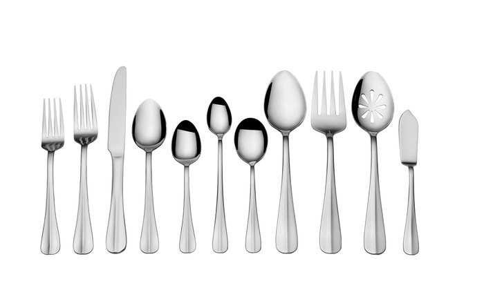 Towle Everyday Flatware Sets 78 Piece Groupon