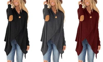Leo Rosi Women's Lucia Cardigan. Plus Sizes Available.