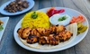 Up to 38% Off at Magic Lamp Mediterranean Grill