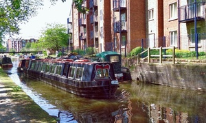 Tameside Canal Boat Trust: Canal Narrowboat Trip for Two or a Family of Four at Tameside Canal Boat Trust (Up to 31% Off)