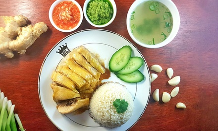 $10 Spend on Modern Asian Food & Drinks or 2 $20 or 4 $40 at Kafe X Hong Kong Kitchen