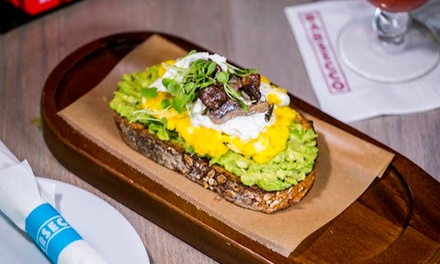 Boozy Brunch Saturday or Sunday for Two or Four at Barsecco (Up to 59% Off)