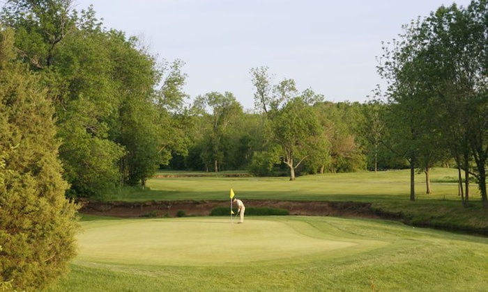 Up to 50% Off Round of Golf at Gilbertsville Golf Club