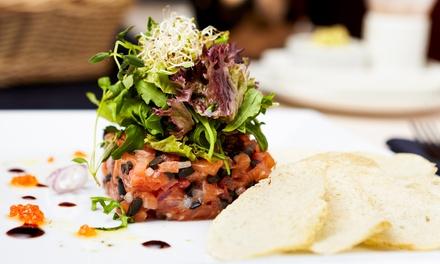 Entrée et plat ou plat et dessert pour 2 ou 4 personnes dès 29,90 € au restaurant La Chope Des Artistes
