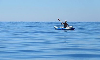 Two-Hour Kayak Rental for One or Two from Surf Ballard (Up to 51% Off)