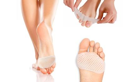 1, 2 ou 3 paires de coussinets métatarsiens protection pieds