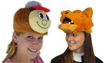 Encore Select NCAA Team Mascot Replica Hat