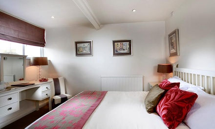 Cumbria: Double Room with Breakfast