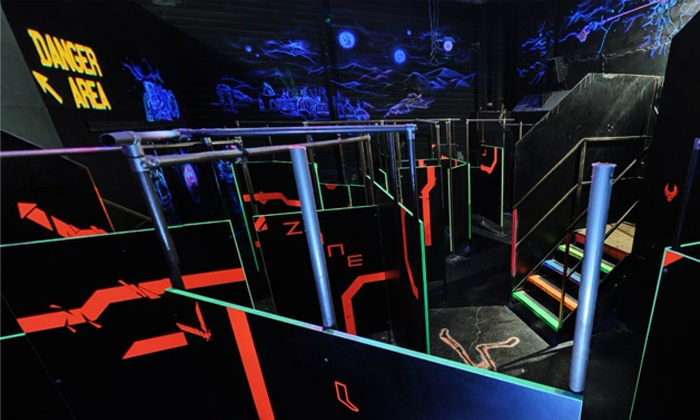 laser game evolution nice nice groupon. Black Bedroom Furniture Sets. Home Design Ideas