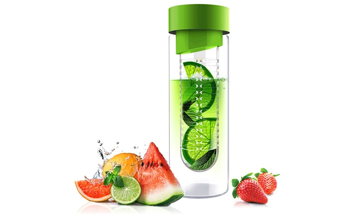 infuser water bottle instructions