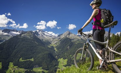 Three-Hour Hardtail Mountain Bike Rental for Up to Four from East Coast Adventure (Up to 45% Off)