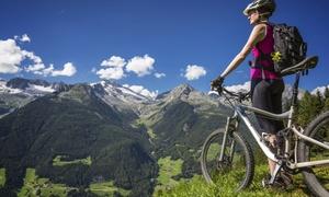 Andara Ocio y Aventura: Ruta en mountain bike para 1 o 2 adultos y opción a 1 o 2 niños desde 19,95 € en Andara Ocio y Aventura. 2 centros
