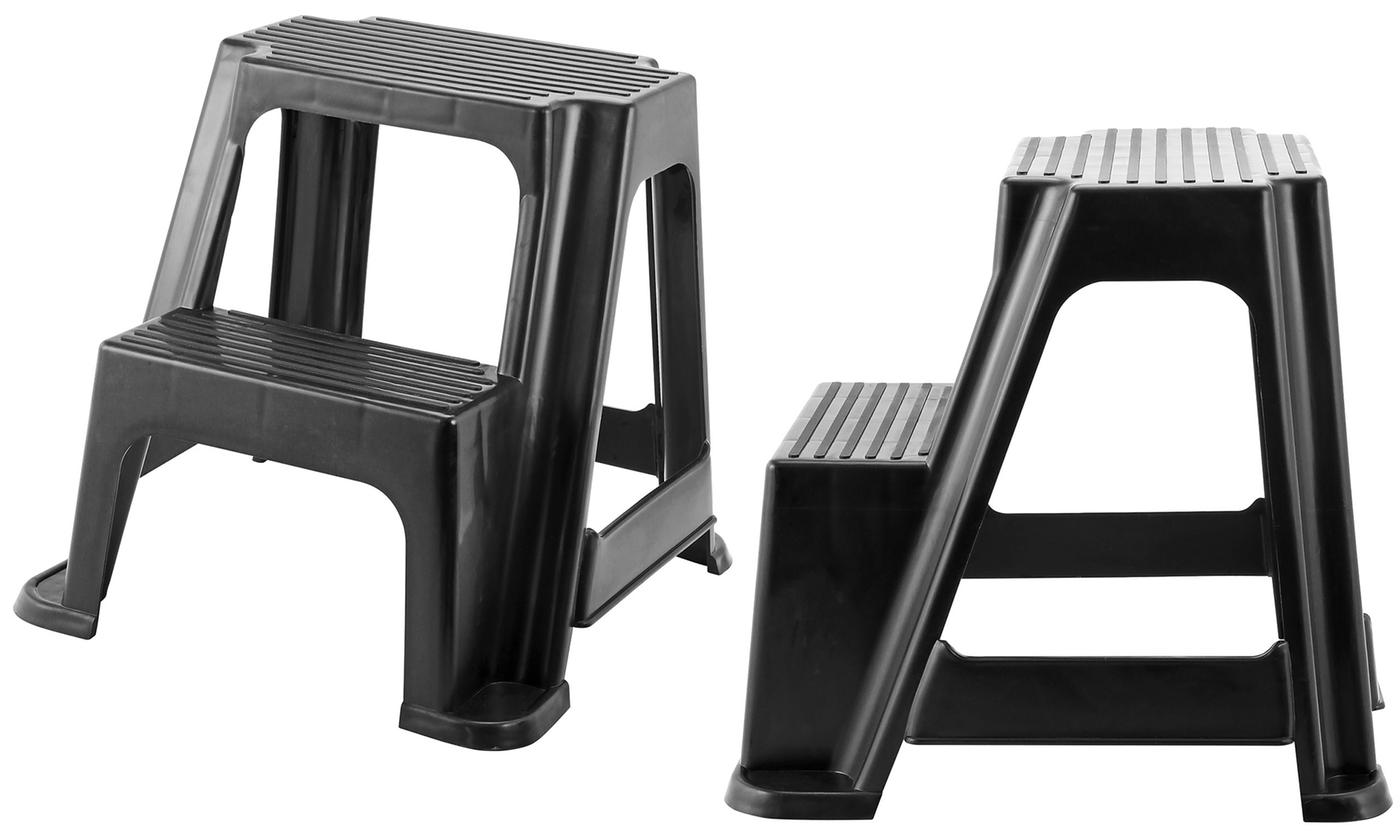 Taylor & Brown Large Dual-Height Multipurpose Step Stool